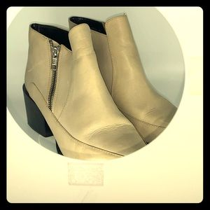 Design lab ankle boots